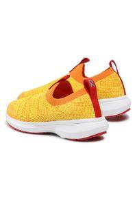 Reima - Sneakersy REIMA - Bouncing 569413-2440 Mango 2440. Zapięcie: bez zapięcia. Kolor: żółty. Materiał: materiał. Szerokość cholewki: normalna #5