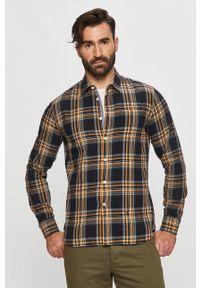 Wielokolorowa koszula Pepe Jeans z klasycznym kołnierzykiem, długa, casualowa