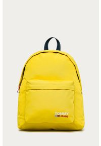 Żółty plecak Tommy Jeans