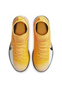 Buty halowe dla dzieci Nike Mercurial Superfly 7 Club IN AT8153. Materiał: skóra, guma, syntetyk. Szerokość cholewki: normalna
