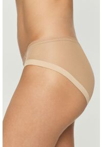 Beżowe majtki Calvin Klein Underwear