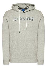 Jack & Jones - Jack&Jones Bluza Beach 12188248 Szary Regular Fit. Kolor: szary