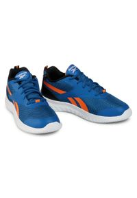 Niebieskie buty do biegania Reebok z cholewką, na co dzień