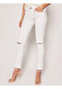 Białe jeansy One Teaspoon