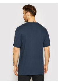 Fox Racing T-Shirt Legacy Moth 24578 Granatowy Regular Fit. Kolor: niebieski