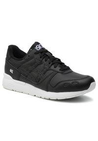Czarne sneakersy Asics z cholewką