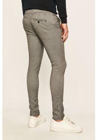 Czarne spodnie Tailored & Originals na co dzień, casualowe