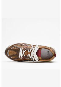 ARKK Copenhagen - Arkk Copenhagen - Buty. Nosek buta: okrągły. Zapięcie: sznurówki. Kolor: brązowy. Materiał: guma