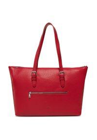 Czerwona torebka klasyczna JOOP! klasyczna