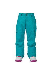 Spodnie Burton Elite Girl 115831. Materiał: skóra, materiał. Sezon: zima