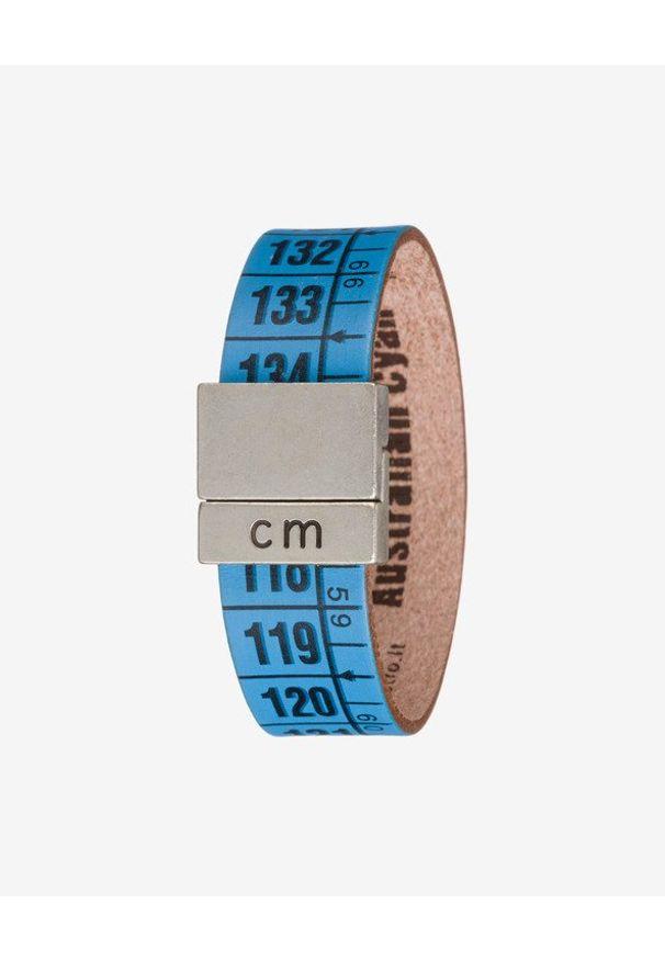 Niebieska bransoletka Il Centimetro w kolorowe wzory