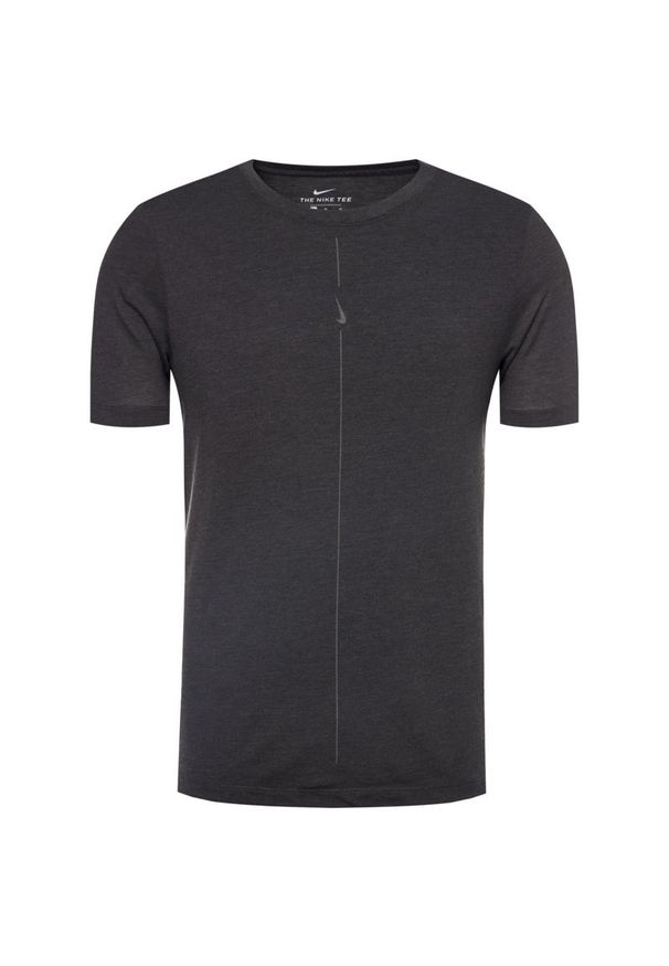 Szara koszulka sportowa Nike Dri-Fit (Nike)