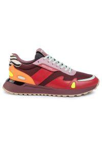 Czerwone sneakersy Michael Kors
