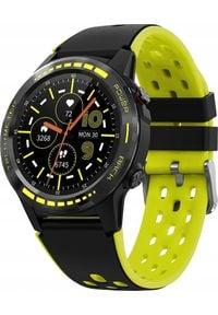 Smartwatch ZAXER Zegarek sportowy GPS kompatybilny z Android oraz IOS dużo funkcji sportowych. Rodzaj zegarka: smartwatch. Styl: sportowy