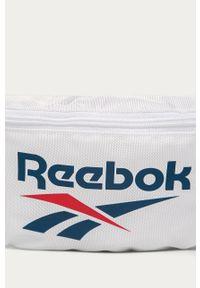 Biała nerka Reebok Classic z nadrukiem