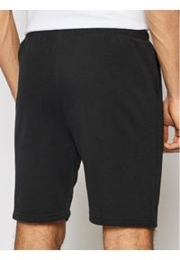 EVERLAST Szorty sportowe 810520-60 Czarny Regular Fit. Kolor: czarny