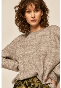 medicine - Medicine - Sweter Basic. Kolor: szary