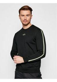 Armani Exchange Bluza 3KZMGD ZJ6HZ 1200 3KZMGD ZJ6HZ 1200 Czarny Regular Fit. Kolor: czarny