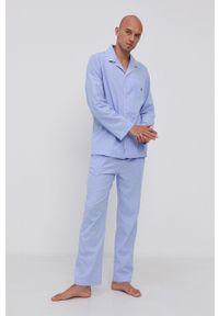 Polo Ralph Lauren - Piżama. Kolor: niebieski. Długość: długie