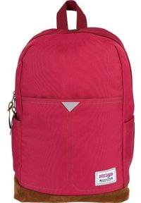 Strigo Plecak szkolny Everyday Basic czerwony (BE14). Kolor: czerwony