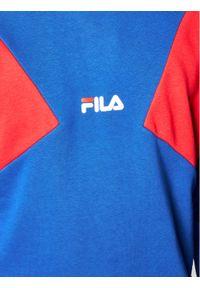 Niebieska bluza Fila