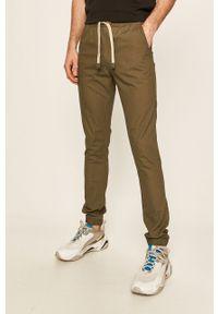Zielone spodnie PRODUKT by Jack & Jones na co dzień, casualowe