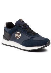 Niebieskie sneakersy Colmar