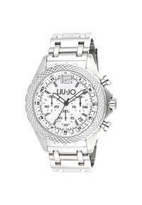 Srebrny zegarek Liu Jo elegancki