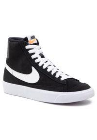 Czarne kozaki Nike