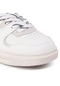 Białe buty sportowe Pepe Jeans