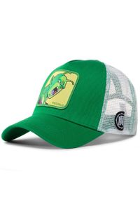 Zielona czapka z daszkiem CapsLab