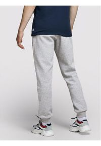 Jack & Jones - Jack&Jones Spodnie dresowe Gordon Newsoft 12178421 Szary Regular Fit. Kolor: szary. Materiał: dresówka