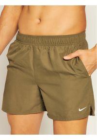 Zielone szorty Nike