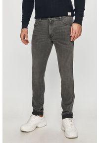 Szare jeansy Wrangler