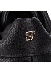 Czarne buty sportowe SuperTrash