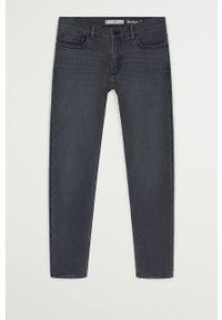 Szare jeansy Mango Man #7