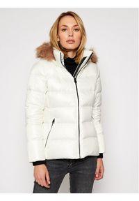 Biała kurtka puchowa Calvin Klein