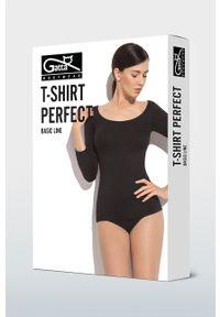 Gatta - Koszulka Perfect. Kolor: czarny