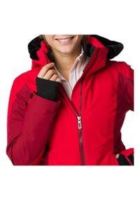 Kurtka damska narciarska Rossignol Controle RLJWJ15. Materiał: materiał, tkanina, syntetyk, włókno, poliester. Technologia: Thinsulate. Sport: narciarstwo