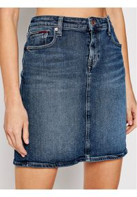 Niebieska spódnica jeansowa Tommy Jeans