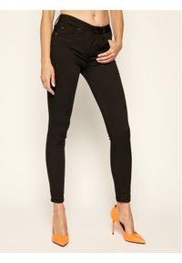 Czarne jeansy slim Liu Jo