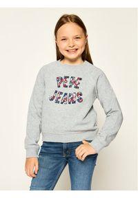 Szara bluza Pepe Jeans