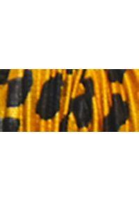 Żółta opaska TOP SECRET z nadrukiem