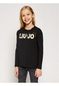 Czarna bluzka Liu Jo Kids