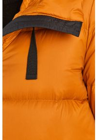 Pomarańczowa kurtka Bomboogie na co dzień, z kapturem, casualowa #7