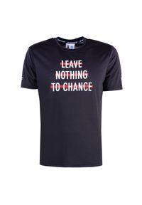 """North Sails x Prada T-shirt """"Mistral"""". Okazja: na co dzień. Materiał: tkanina. Wzór: aplikacja, nadruk. Styl: casual"""