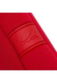 Czerwone etui na laptopa RIVACASE w kolorowe wzory #7