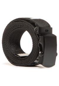 Levi's® - Pasek Męski LEVI'S® - 38017-0027 Black. Kolor: czarny. Materiał: materiał
