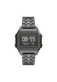 Szary zegarek Armani Exchange