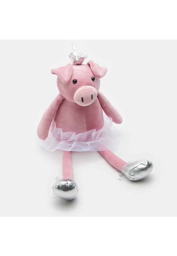 Sinsay - Przytulanka świnka - Różowy. Kolor: różowy